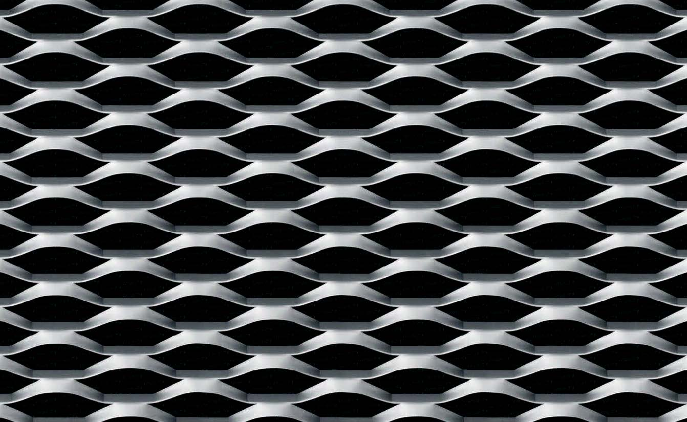 Ismar Grafica   Expanded Mesh