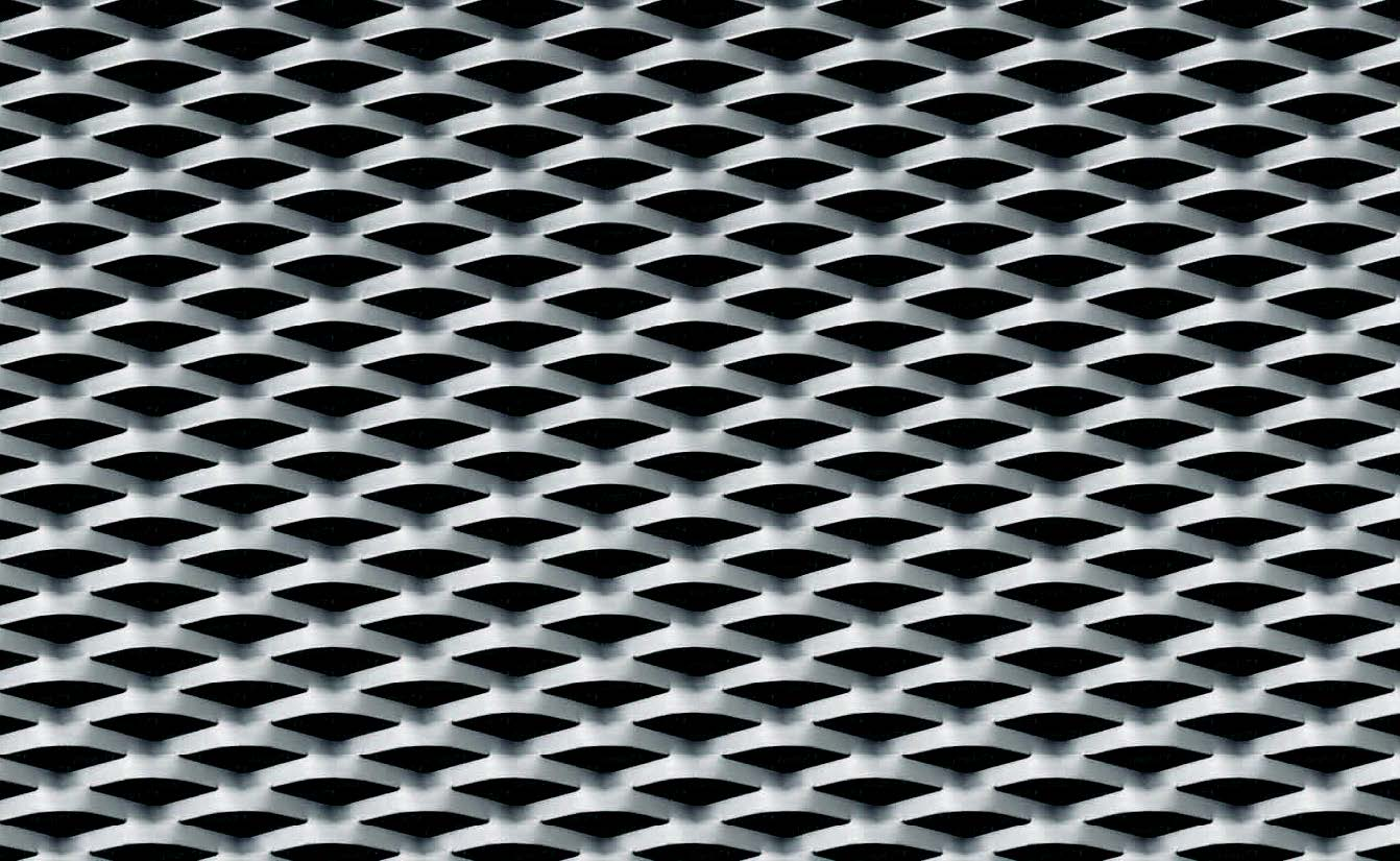 Ismar RB 65   Expanded Mesh