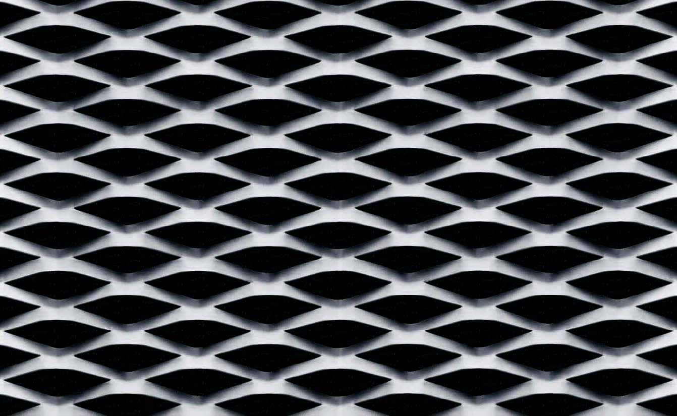 Ismar RB 85    Expanded Mesh