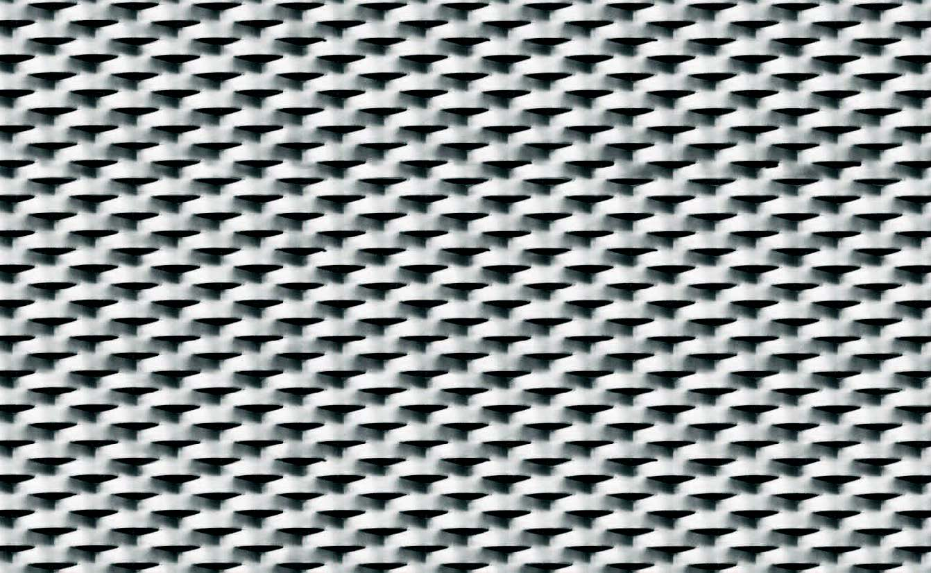 Ismar Terrace   Expanded Mesh
