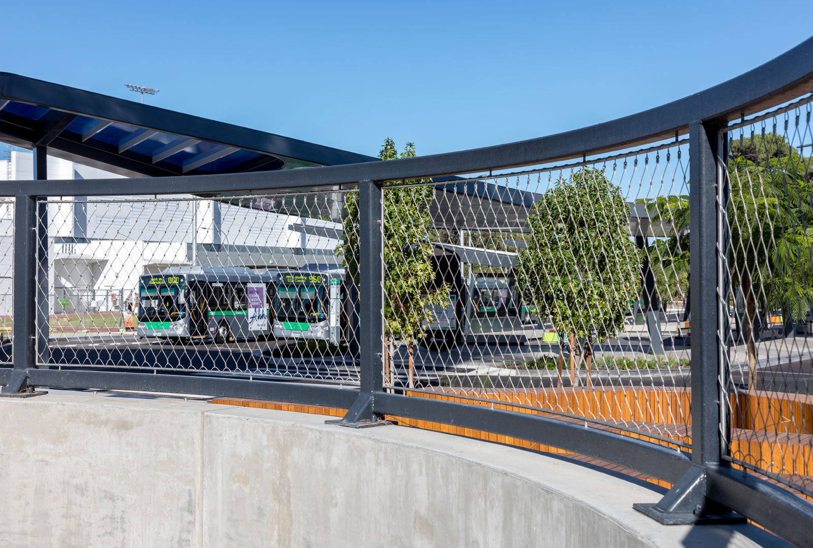 Curtin Bus Interchange Webnet