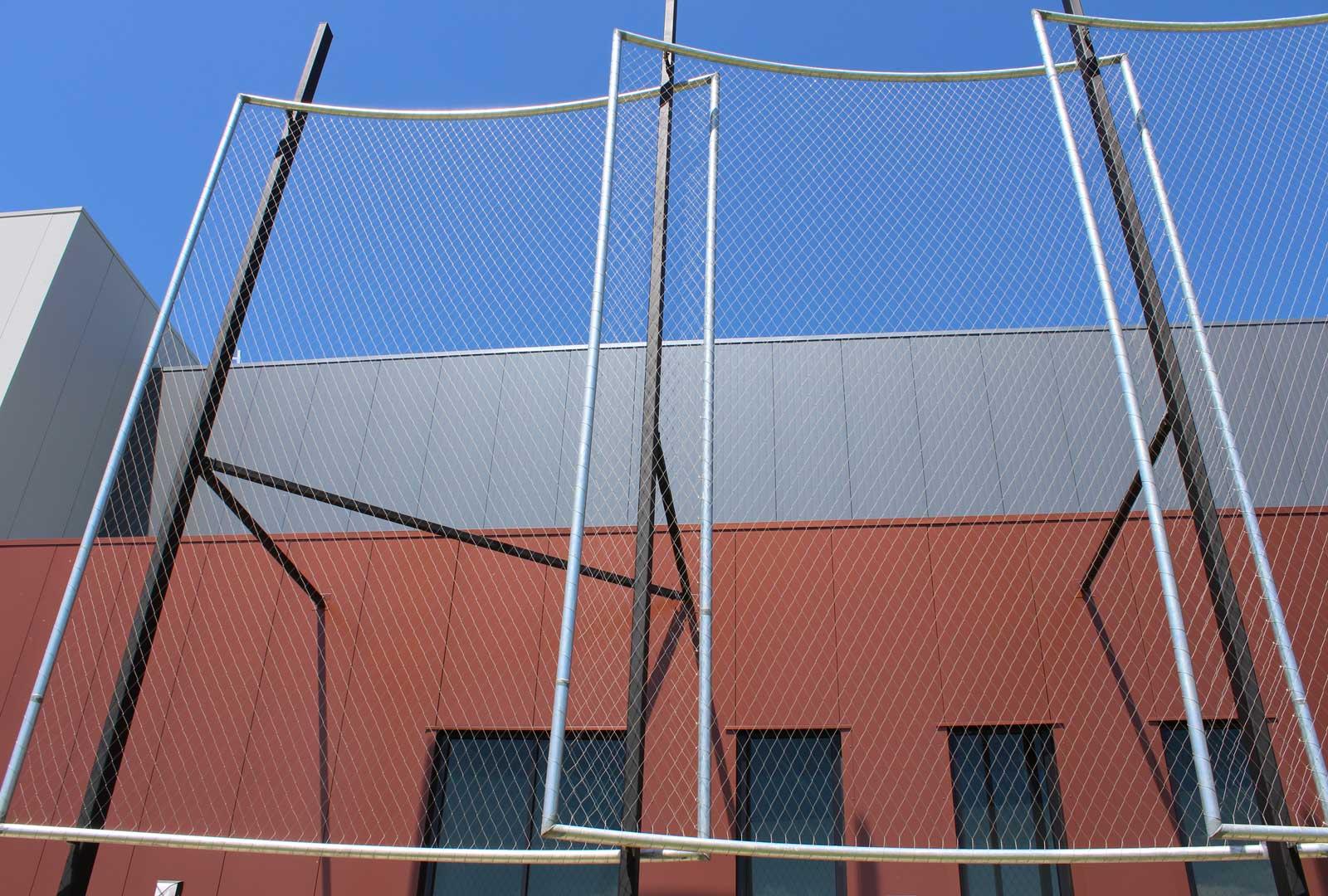 Webnet Ball Screens
