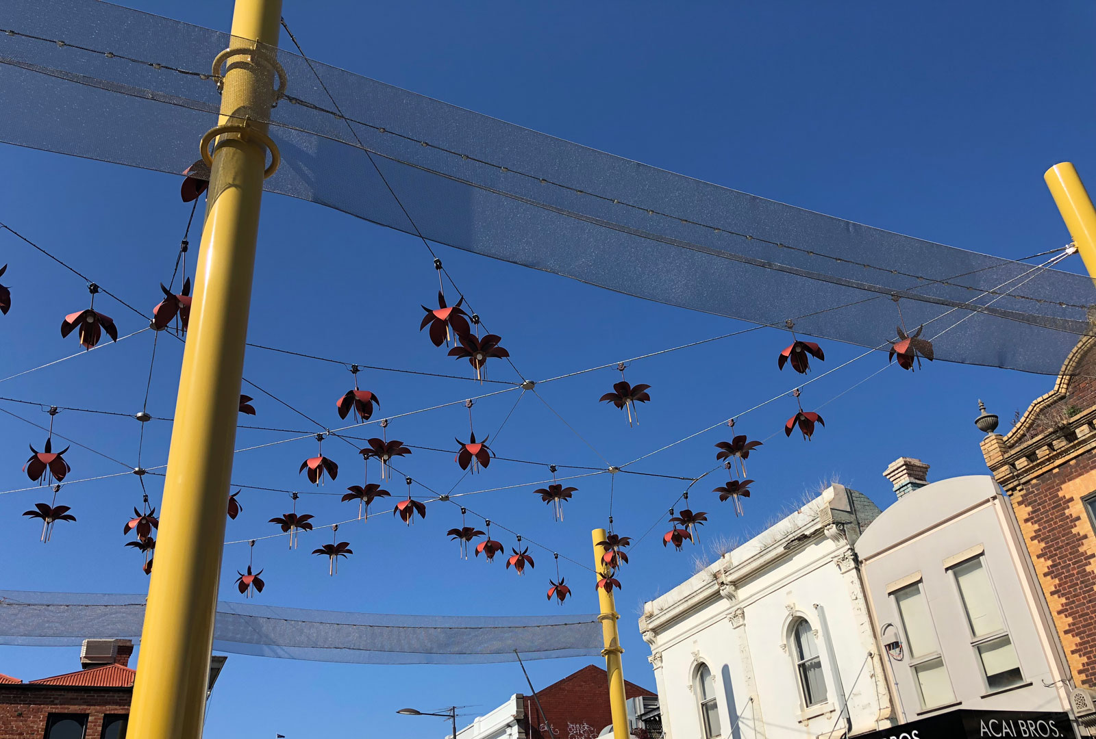 SUPPLY - Greville St Catenary