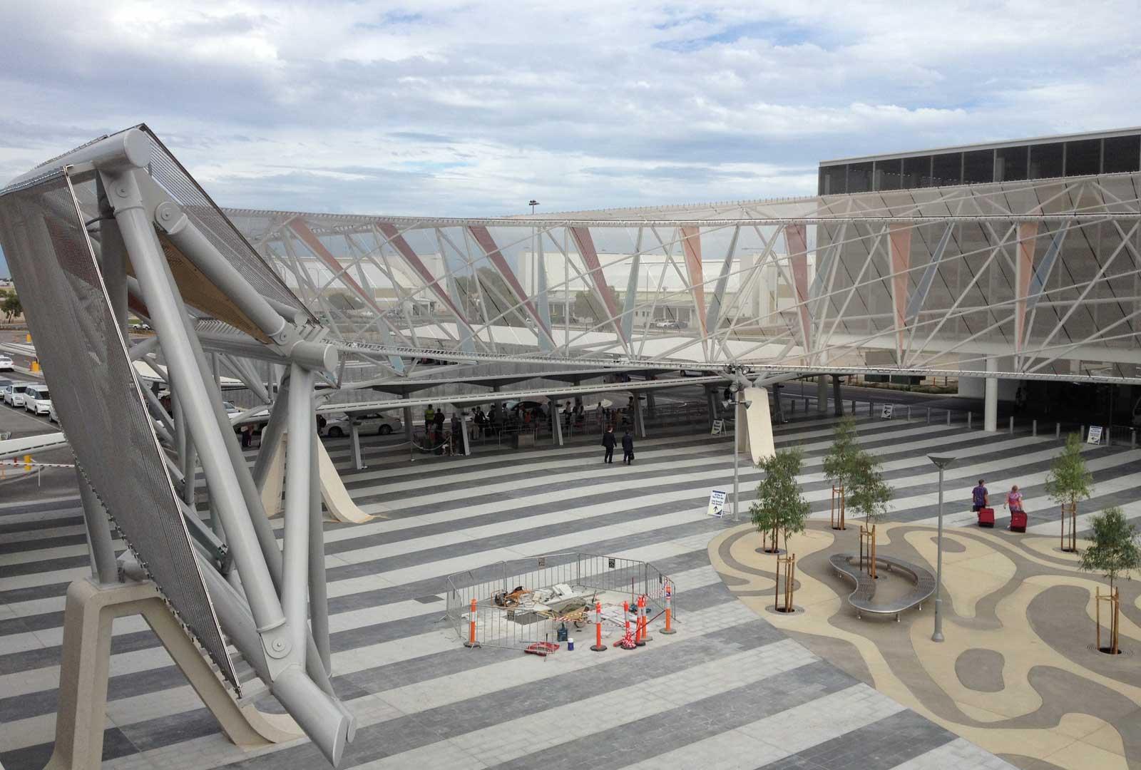GKD Tigris Adelaide Airport