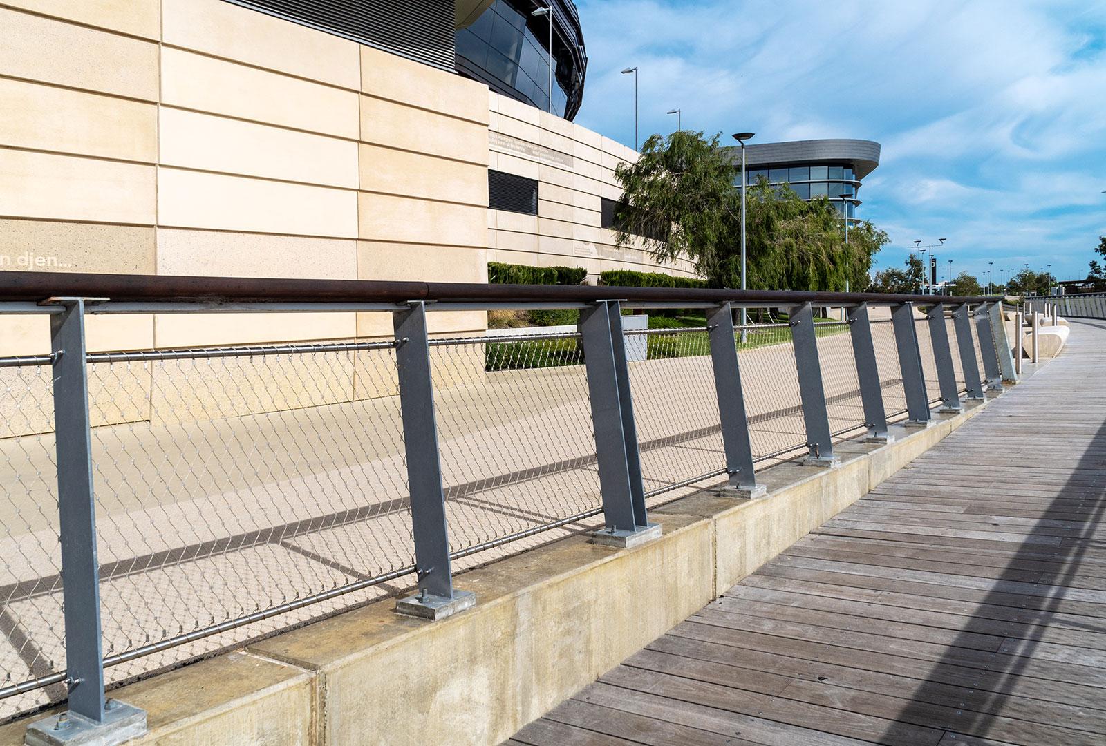 SUPPLY - Stadium Boardwalk