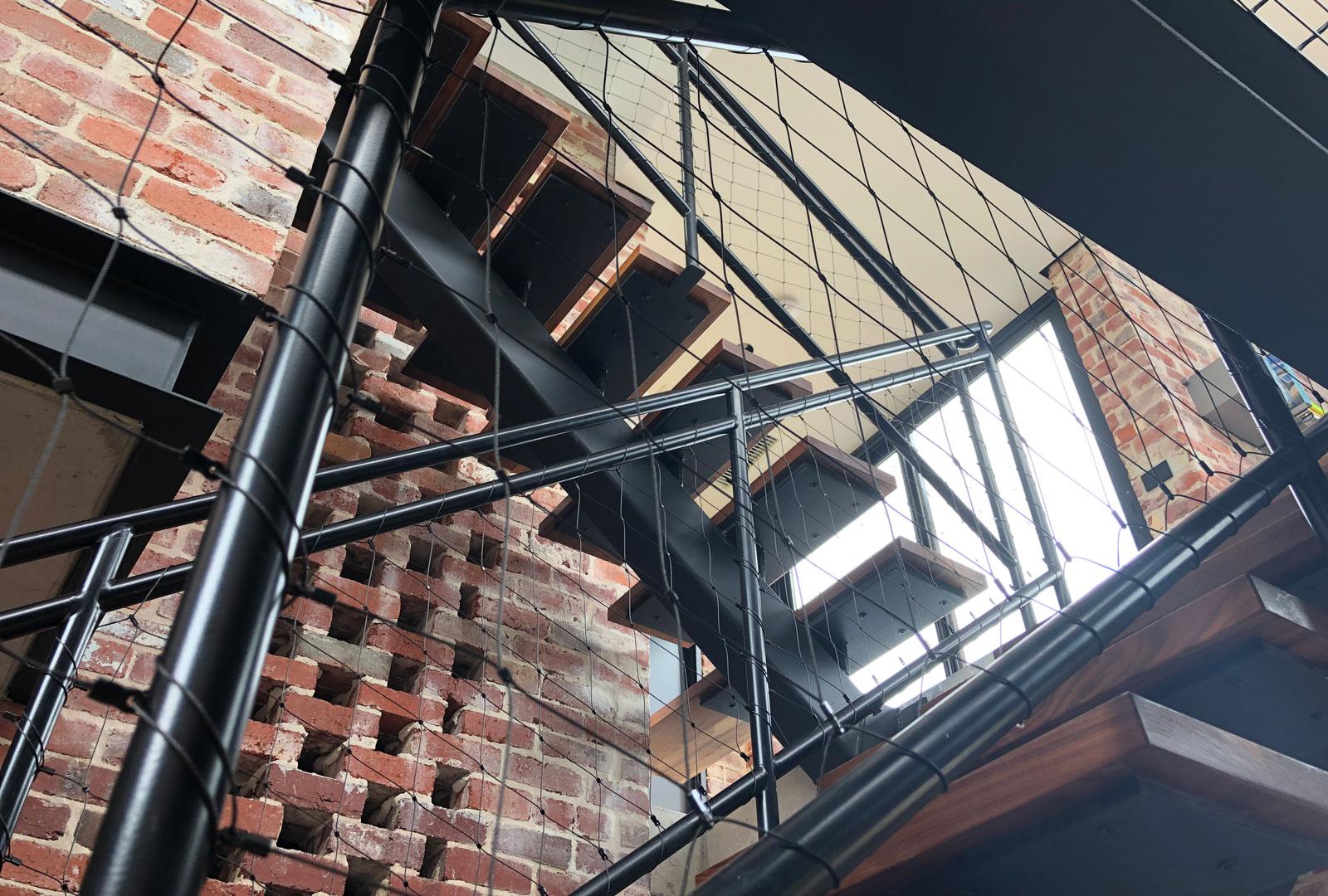 SC Residence Balustrades