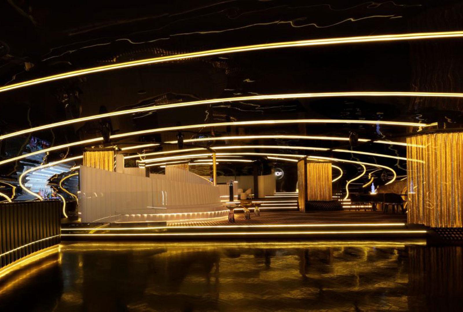 The Bond Lounge