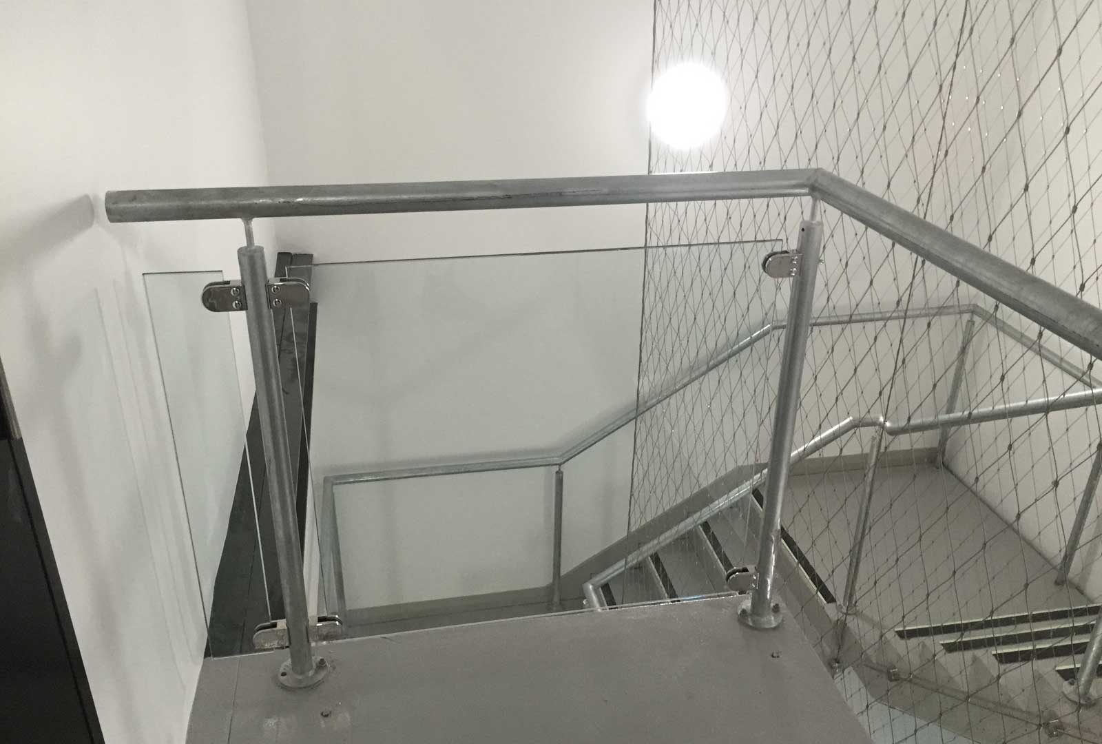 Jakob Webnet Staircase Feature