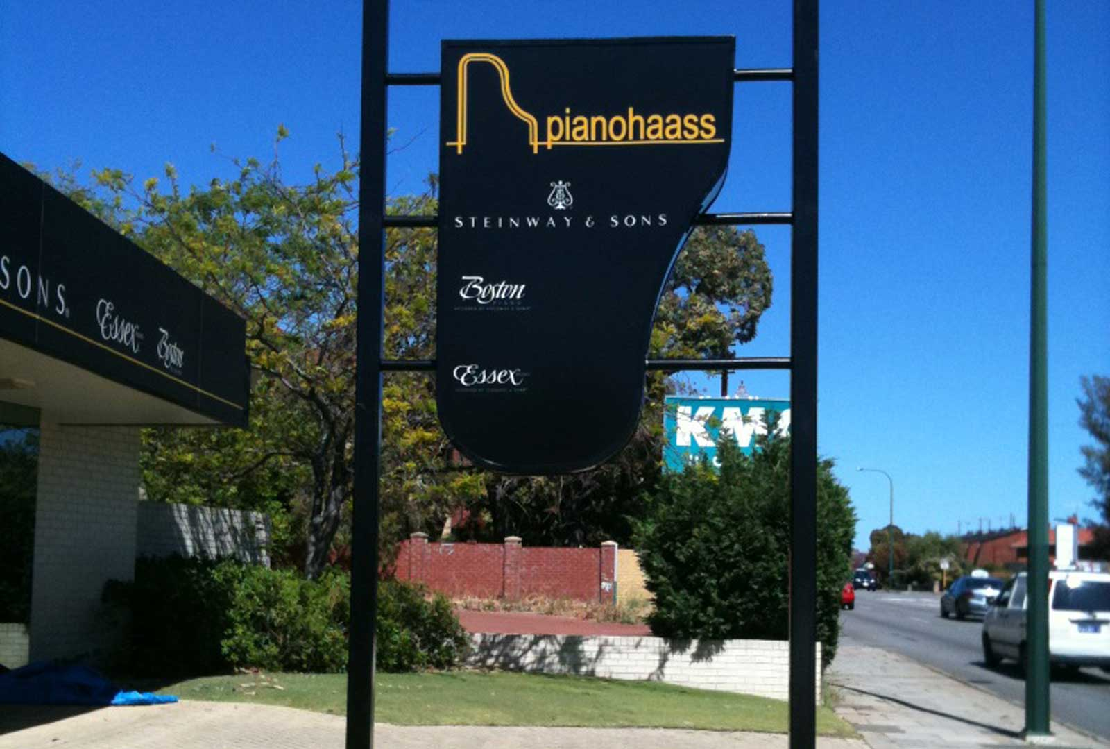Feature Signage